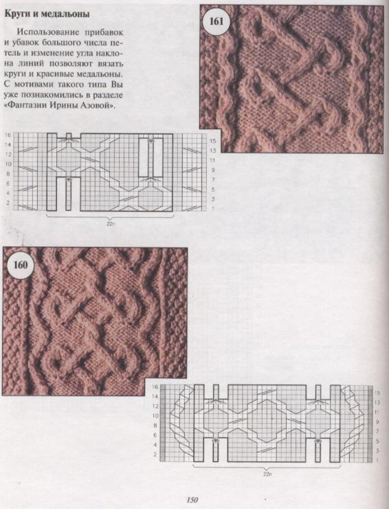 Схема аранов спицами для детей