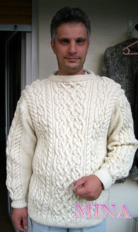 Читай полностью. Метки: вязание спицами мужские пуловеры подборка - Комментарии