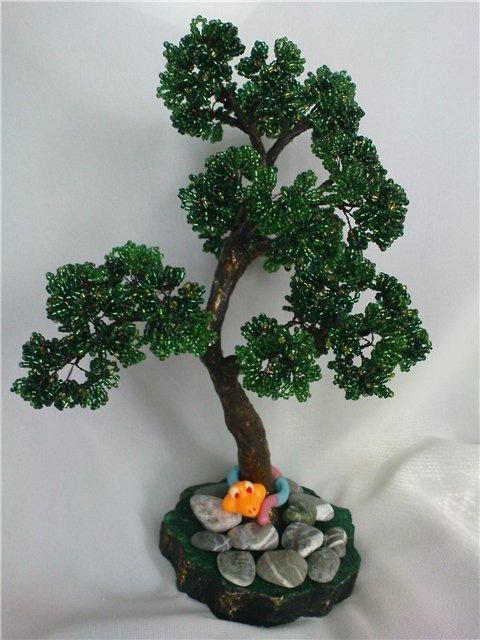 Дерево счастья своими руками пошаговое фото