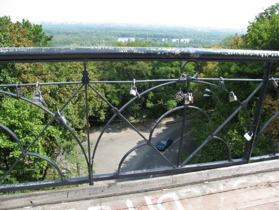 Подробности самоубийства в Мариинском парке